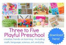 Preschool things! / by Madysen Simmons