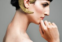 Ninfa collection / Ninfa collection is dedicated to women who search for the essence of their originality, who want to show their personality by breaking the rules of conventionality. The textures and natural shapes of this collection, which is made in gold plated silver, recall nature in its entire splendor. Ninfa is a homage to the contemporary woman and a manifesto to life, seeking a return to its purest origins. Ninfa jewels are the connection between woman and nature.