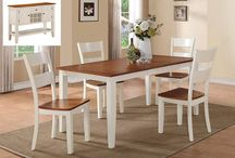 Dining Furniture / Perhaps you are looking for a small casual table and chairs for your dinette? Possibly, you need a large formal cherry dining room table with upholstered chairs. No matter what style you need, ReeceFurniture.com has the furniture for your home.