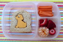 Kid's lunches / by Marysa Nicholson