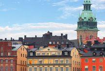 Travel EUROPE | Sweden // Schweden