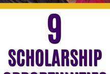 College / College savings, scholarships, dorm room decorating ideas, school savings, college funds