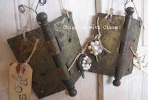 craft with old junk