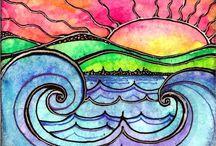 Ocean / by Victoria Brown