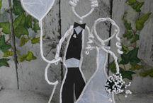 Hochzeit Draht