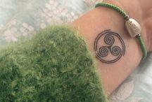 Celtic Triskelion