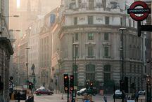 On Stage in London / Inspiration zum zweiten Teil der Liebesgeschichte von Finn & Eliza.  Hier geht's zum Buch: amzn.to/2xBo5lQ