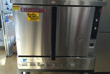 GRILLS, OVEN & STOVES / We carry a variety of  grills, ovens and stoves. We can help you decide which option is right for your event.