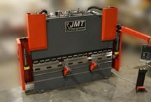 JMT MACHINE TOOLS www.jmtint.com / JMT designs,manufacture and services quality metal fabrication Machine Tools for a wide range of sheet metal and structural steel working applications that include bending, cutting, drilling, punching, shearing and welding positioning.