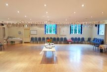 Event Design ideas / Inspiration for all types of events that could be held here at the Centre
