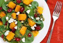 Salad, Healthy Stuff, & Better Choices / by Stephanie Treusch