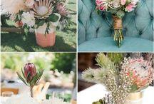 Protea Wedding trend