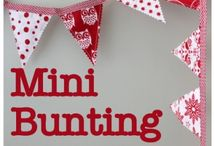 Banners and Bunting and Garlands / by Primitives and Polka Dots
