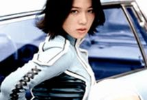 日本の映画スター