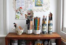 Art organise