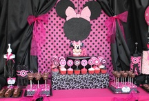 B's Minnie party / by Summer Klco