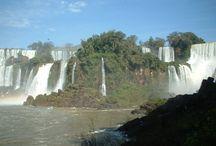 Brinda Mair en Iguazu-Argentina/Brasil-Agosto 2014 / Los dias 8. 9 y 10 de Agosto.
