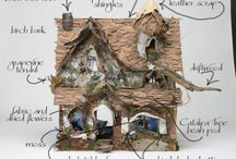 Miniatures,fairy houses & gardens