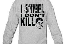 Jordan steel 10s sneaker tees shirts crewnecks snapbacks / by Sneaker Tees