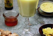 Ingwer Milch