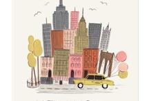 I <3 NY / by Denise Johnson