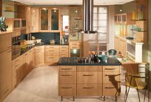 Kitchen Ideas / Re-doing the kitchen! A collection of ideas. / by Laura Pliskin