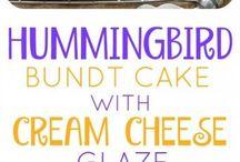 Humingbird Cake