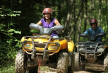 ATV Tours / Always make time to get a little muddy. / by ACE Adventure Resort
