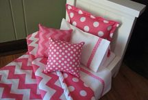 Maleah's Big Girl Bedroom Makeover / by Kristen Kirby Tinoco