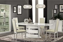 Caligula Collection - Italian Furniture / A selection of bedroom, living room and dining room furniture made in Italy