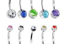 Belly Piercing Bars / Get Stylish Belly Piercing Bars at Trendyfrog.com at very cheap cost and take your style statement higher..