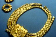 Ancient gold &c