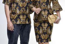Couples batik