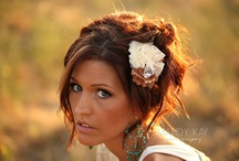 wedding hair / by Katie Davidson