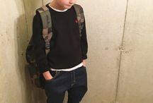 男の子ファッション