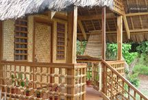 cotage bambo