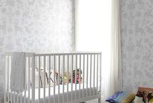 Cómo Decorar el Cuarto de tu Bebé / Cuando la familia crece es una gran ilusión decorar el espacio del nuevo integrante. Los colores son una aspecto muy importante para crear un ambiente ideal para el bebé.