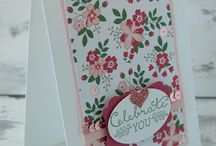 SAB & Occasions Catty 2016 / Project ideas for items from the 2016 Sale-A-Bration and Occasions Catalogues