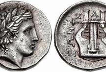 KINTHARA ΚΙΝΘΑΡΑ / Κινθάρα ή Βάρβιτος Κίνθαρις είναι η τελειοποιημένη λύρα των Ελλήνων της αρχαιότητας