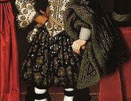 Renascimento fashion photos / História da moda