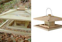 Vogel / voer huis
