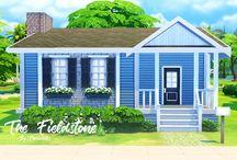 Ts4 houses