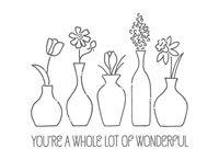 Cards-SU-Vivid Vases / by Debbie Forney