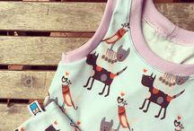 Kids underwear / Undies for babies 2-6 y handmade