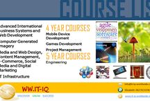 Courses / Courses we have to offer.