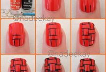 NAILS: TUTORIAL / by Lenny Cheng