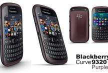 Blackberry Curve 9320 Velvet Purple