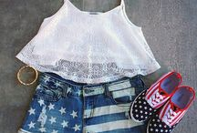 Red, White & Beautiful / by Melody M.