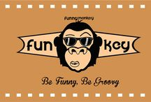 Funny Monkey Tees / Funny & Groovy Tees  website: tees.co.id/store/Funny-Monkey