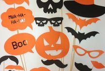 Halloween photobooth